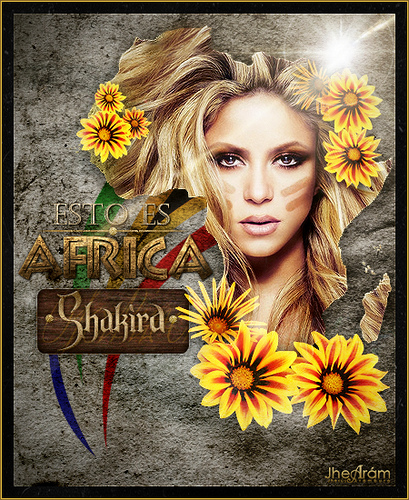 Waka Waka This Time For Africa Budiahalim31 S Blog